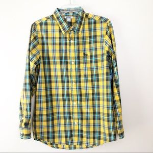 Boys Old Navy Plaid Button Down
